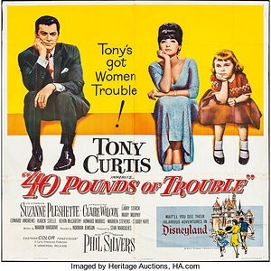 1962-40 Pounds of Trouble-poster.jpg