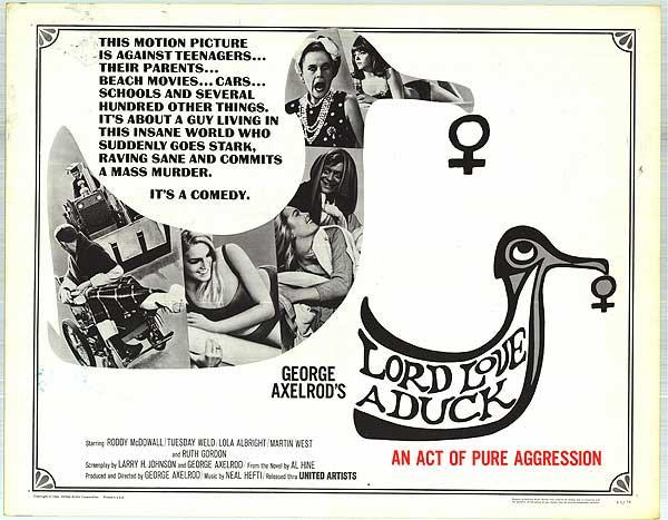 1966-Lord Love a Duck-poster.jpg