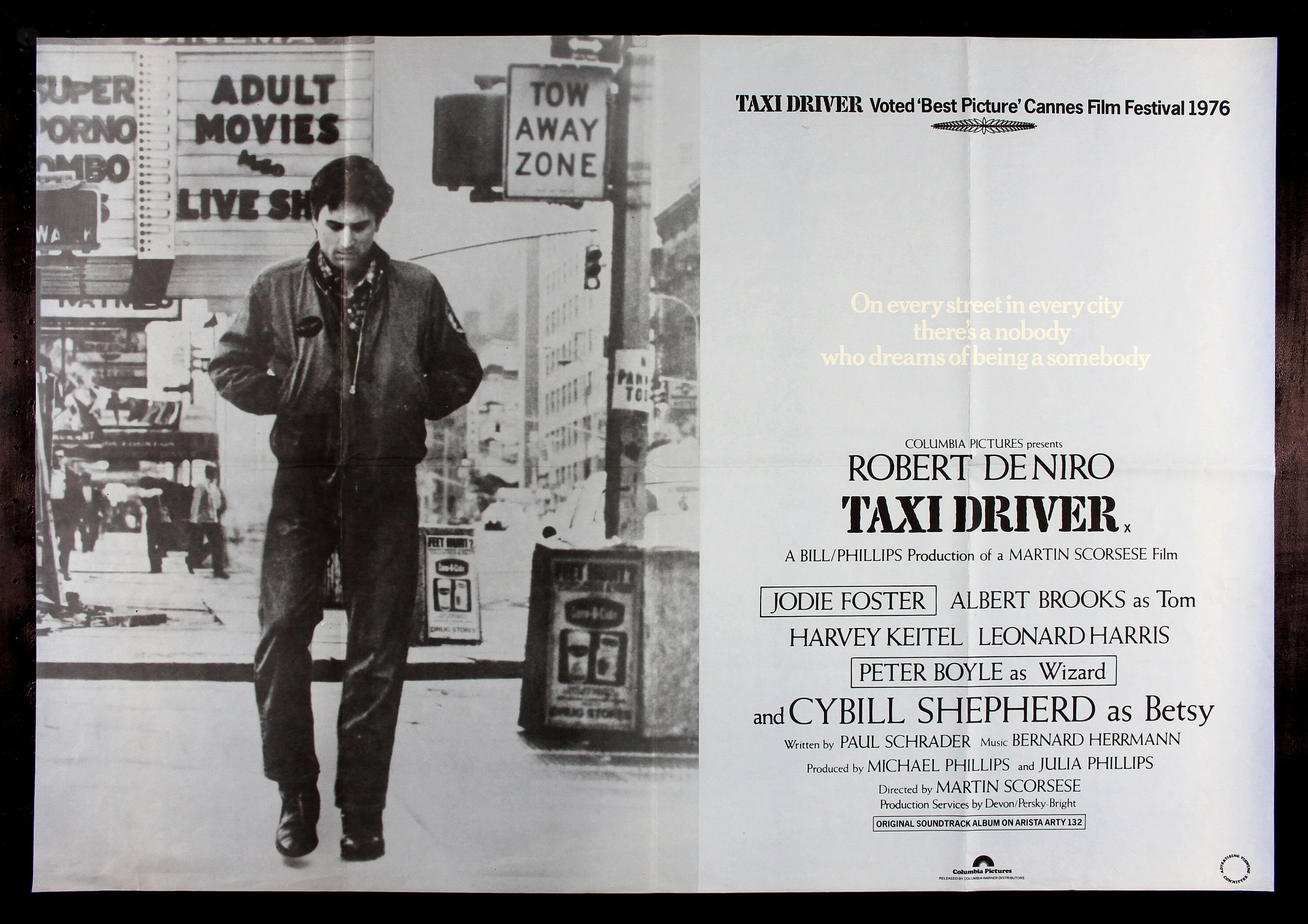 1976-taxi Driver-poster   Home Theater Forum