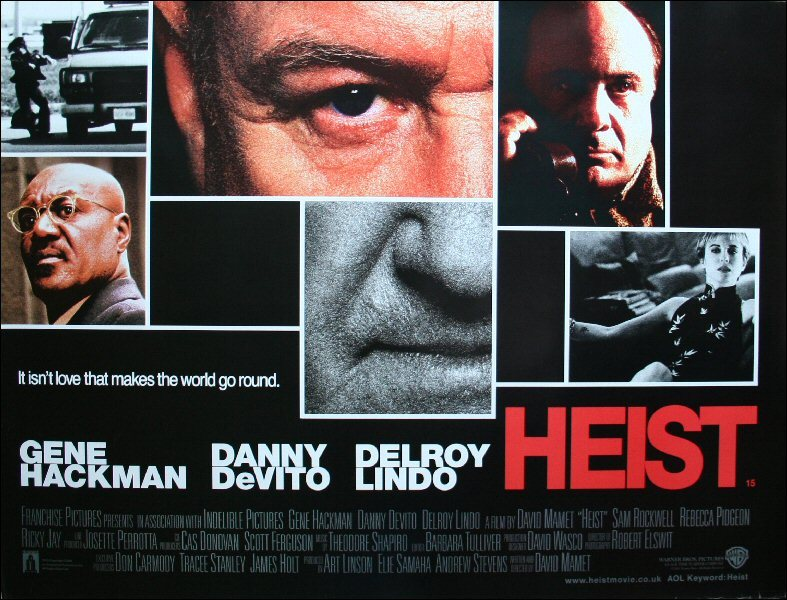 2001-Heist-poster   Home Theater Forum