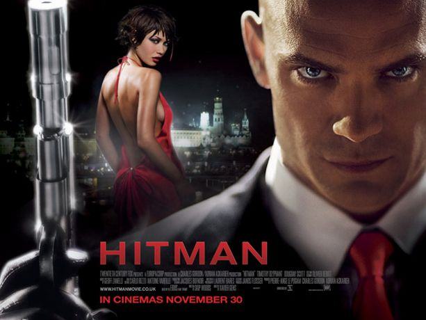 2015 Hitman Agent 47 Movie Poster Home Theater Forum