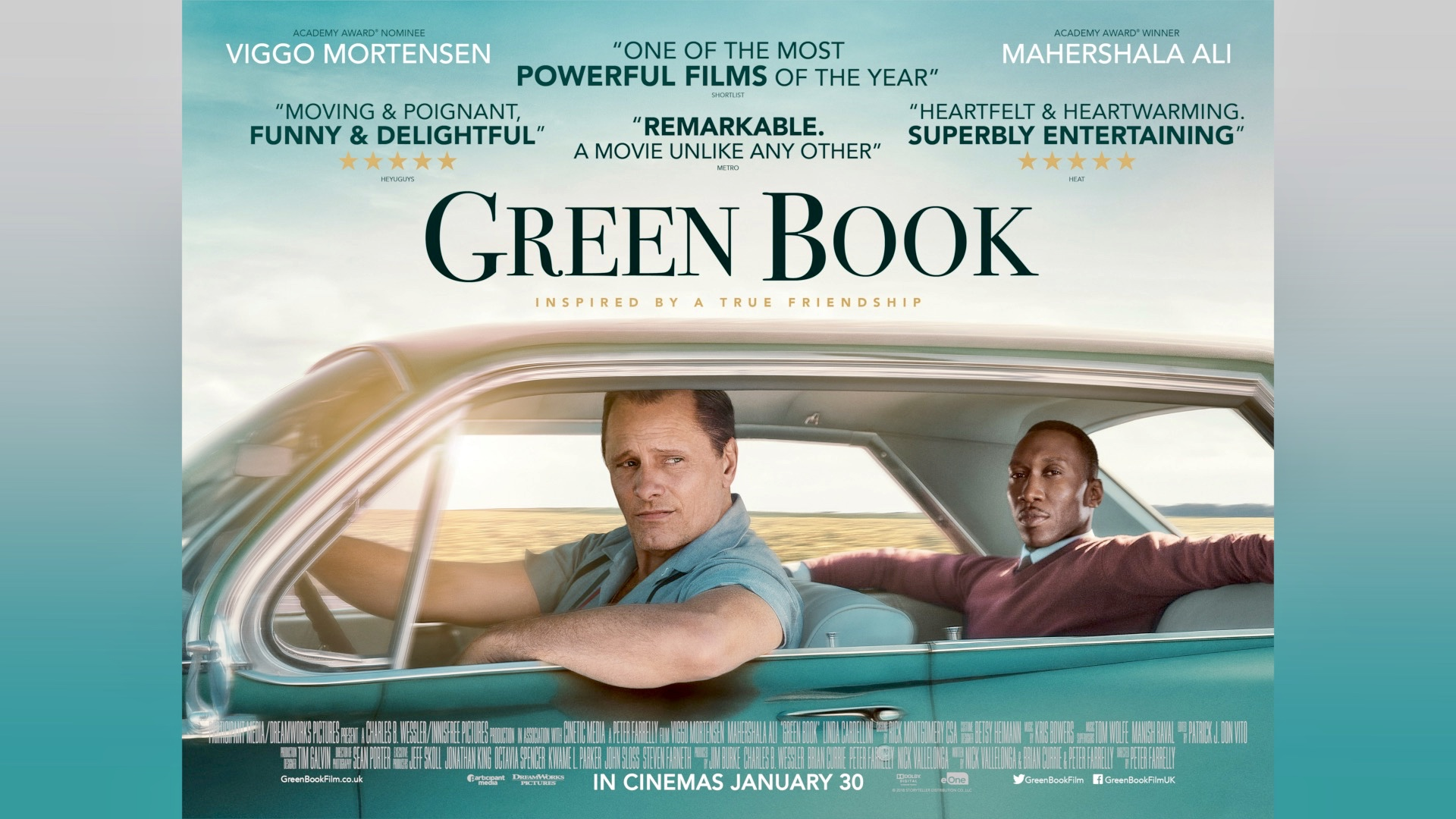 2018 Green Book Poster Home Theater Forum