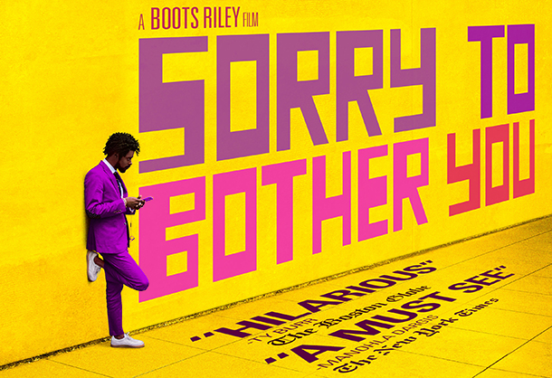 2018-Sorry-To-Bother-You-Poster | Home Theater Forum