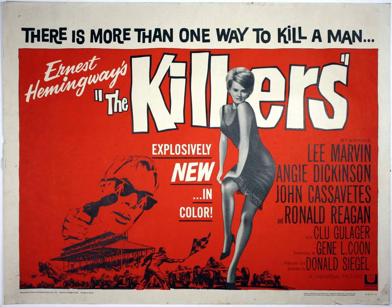 ドン・シーゲル監督の殺人者たちという映画