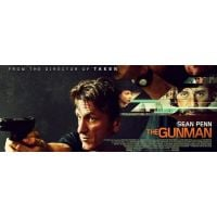 2015 The Gunman Official Poster