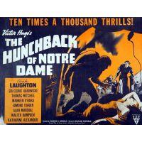 1939 poster hunchback Of notre dame