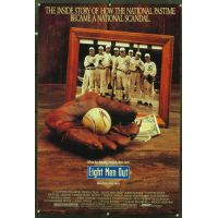 1988 Eight Men Out poster