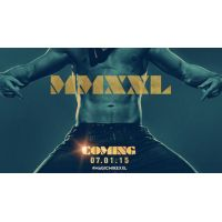 2015 magic mike Xxl movie poster