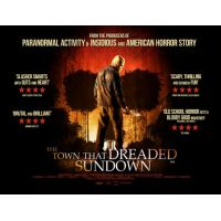 2014 town dreaded sundown poster