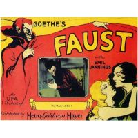 1926 Faust poster