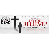 2015 Do You Believe poster