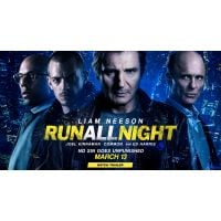 2015 Run All night poster
