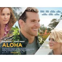2015 aloha movie poster
