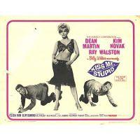 1964 Kiss Me Stupid Poster