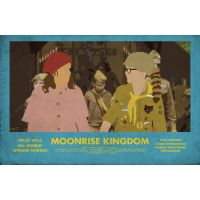 2012 moonrise kingdom poster