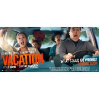 2015 Vacation poster