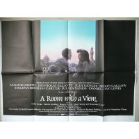 1985 A Room With A View Quad Poster