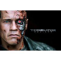 2015 Terminator Genisys Movie Poster