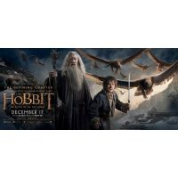 2014 hobbit The battle Of The five armies poster