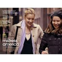 2015 Mistress America poster