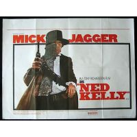 1970 Ned Kelly quad poster