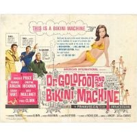 1965 Dr Goldfoot Bikini Machine poster