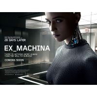 2015 Ex machina Uk poster