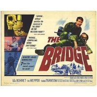 1959 The Bridge poster