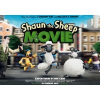 2015 Shaun Sheep poster