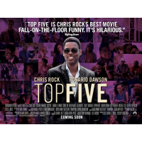 2014 TopFive movie poster