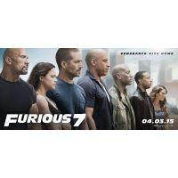 2015 Furious7 poster