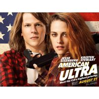 2015 american ultra poster