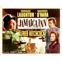 1939 jamaica Inn poster