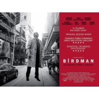 2014 Birdman Poster 2
