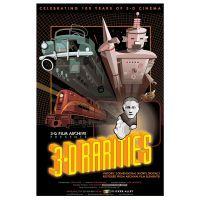 2015 3D Rarities poster