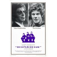1970 boys In The band poster