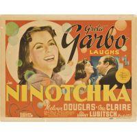 1939 Ninotchka poster