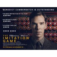 2014 Imitation Game movie poster
