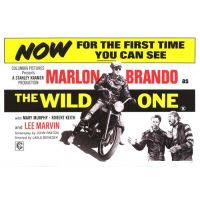 1953 The Wild Ones poster