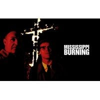 1988 Mississippi Burning poster