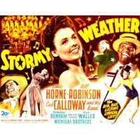 1943 stormy weather poster