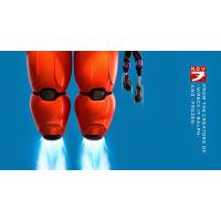 2014 Big hero 6 poster banner