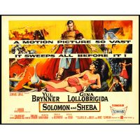 1959 Solomon And Sheba