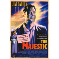 2001 The Majestic poster