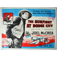 1959 gunfight At dodge city poster (1)