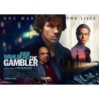 2014 The Gambler Quad Poster