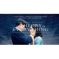 2014 Theory Of Everything Poster