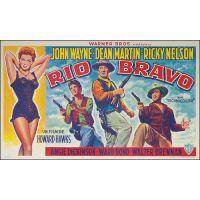 1959 Rio bravo poster2