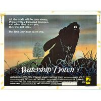 1978 Watership Down poster