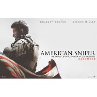 2014 American Sniper quad